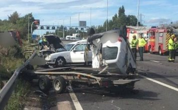 Man sadly dies following a collision on M6 near Wolverhampton.
