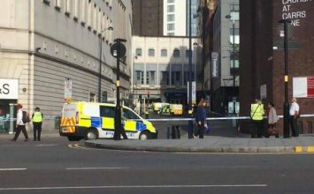 Investigation launched after a man was stabbed in the city centre.