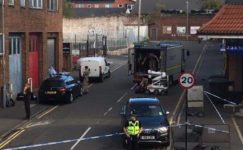 Five arrested in Birmingham and Stoke-on-Trent on suspicion of terrorism offences.