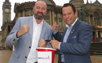 Luxury city centre hotels going head to head for Cure Leukaemia.