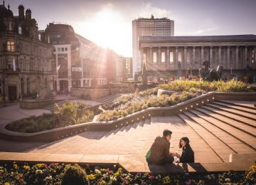 Birmingham named as the Most Enterprising Place in Britain.