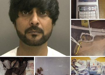 Drug dealer sentenced to 12 years imprisonment after being found with heroin at BHX.