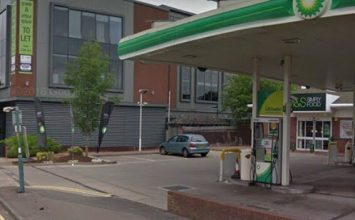 Police officer injured as he tried stopping a suspected fuel thief in Shirley.