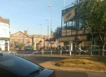 Young boy taken to hospital with serious injuries following a collision in Erdington.