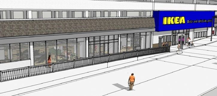 Ikea to open a store on Dale End in the City Centre later this week.