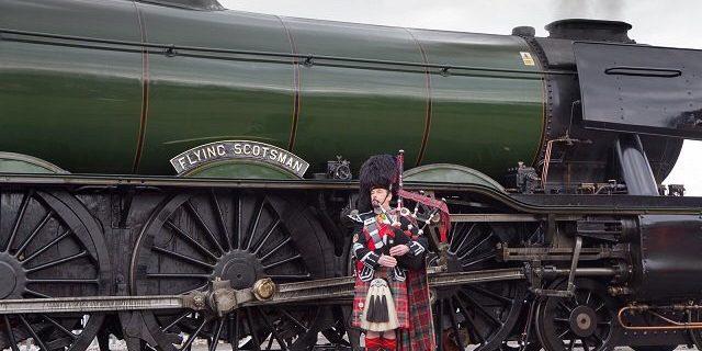 Flying Scotsman set to steam into Tyseley as part of Birmingham Heritage Week.