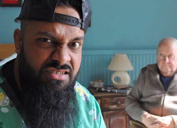 New BBC comedy created by Guz Khan filmed in Birmingham.