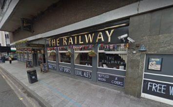 Mitchells & Butlers fined over £100K after mouse droppings were found at The Railway.