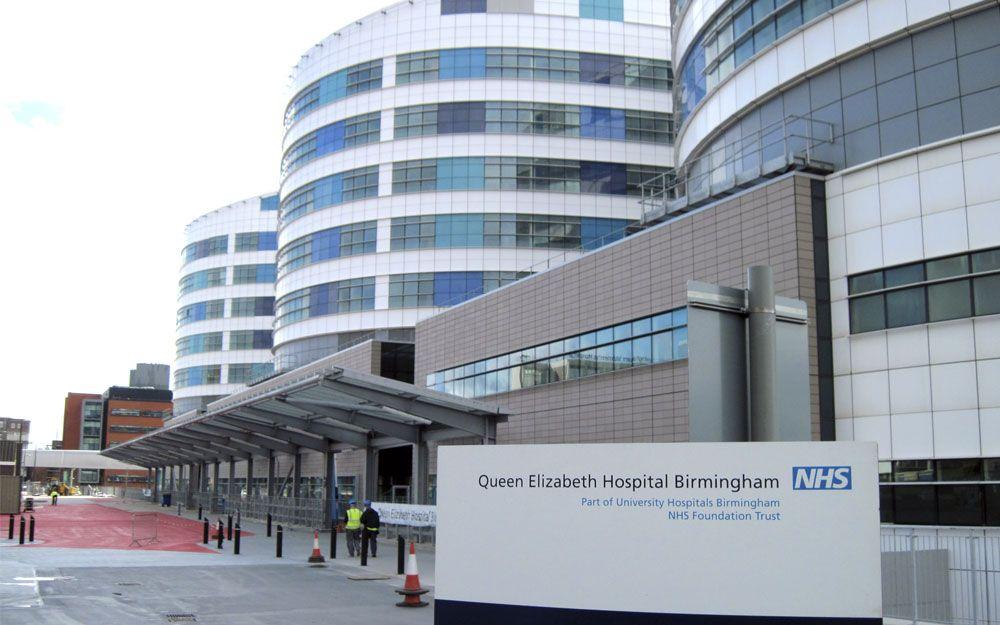 University Hospitals Birmingham and Heart of England NHS