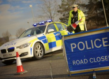 Motorcyclist sadly dies following a collision on Pershore Road.