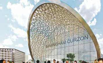 Birmingham to invest almost £1 billion to get on the right track for HS2.