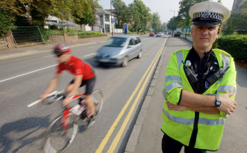 West Midlands Police to proactively target 'close pass' drivers who endanger cyclists.