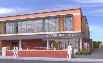 A new £7.5M Sparkhill Pool and Fitness Centre set to open next summer.