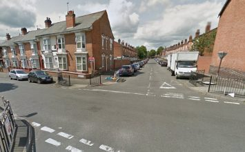 Woman in a critical condition following a collision in Sparkbrook