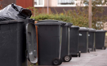 Introduction of wheelie bins has led to a fall in rat calls-outs.