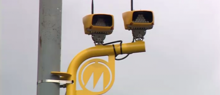 Almost 8,000 drivers caught by Average Speed Enforcement (ASE) cameras.
