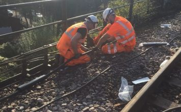 Railway between Birmingham and London Marylebone reopens after cable fire.