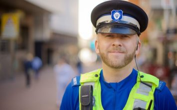 PCSO Andy Pope aka memory man put to the test as he closes in on 1,000 crime suspects.