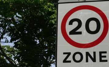 Slower is safer as 20mph limits come into effect