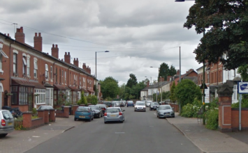 Teenager injured following a hit-and-run in Small Heath