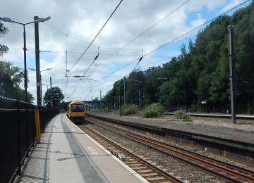 Motorists warned of resurfacing works at Kings Norton Railway Station