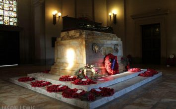 The Lord Mayor of Birmingham will lead the Remembrance Day Service on Sunday.