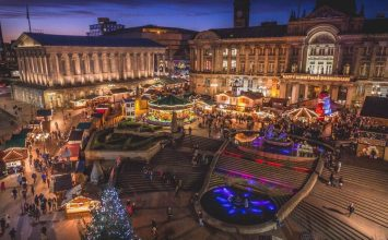 Lord Mayor to open Birmingham's internationally renowned Christmas Markets.