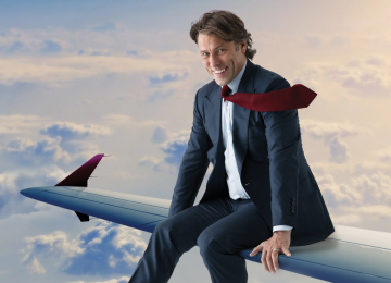 Comedian John Bishop returns to Birmingham with brand new live show WINGING IT.