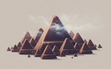The shape of the world famous Toblerone has changed.