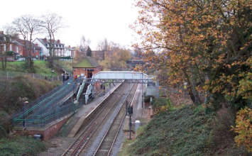Man threatened with a knife at Gravelly Hill Railway Station in Erdington