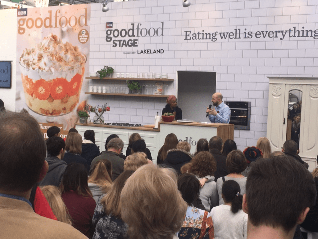 Bbc Good Food Exhibition Birmingham