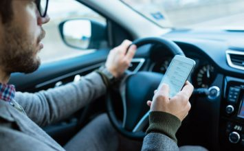 Drivers caught on their mobile phones behind the wheel to get tougher penalties.