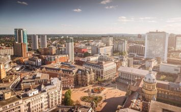 Greater Birmingham launches '250,000 jobs by 2030′ plan.