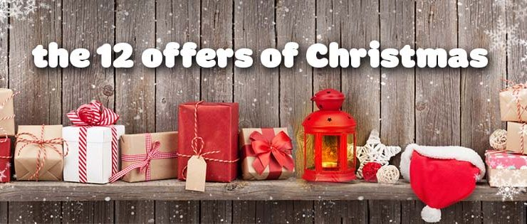 12 Offers Of Christmas with National Express West Midlands