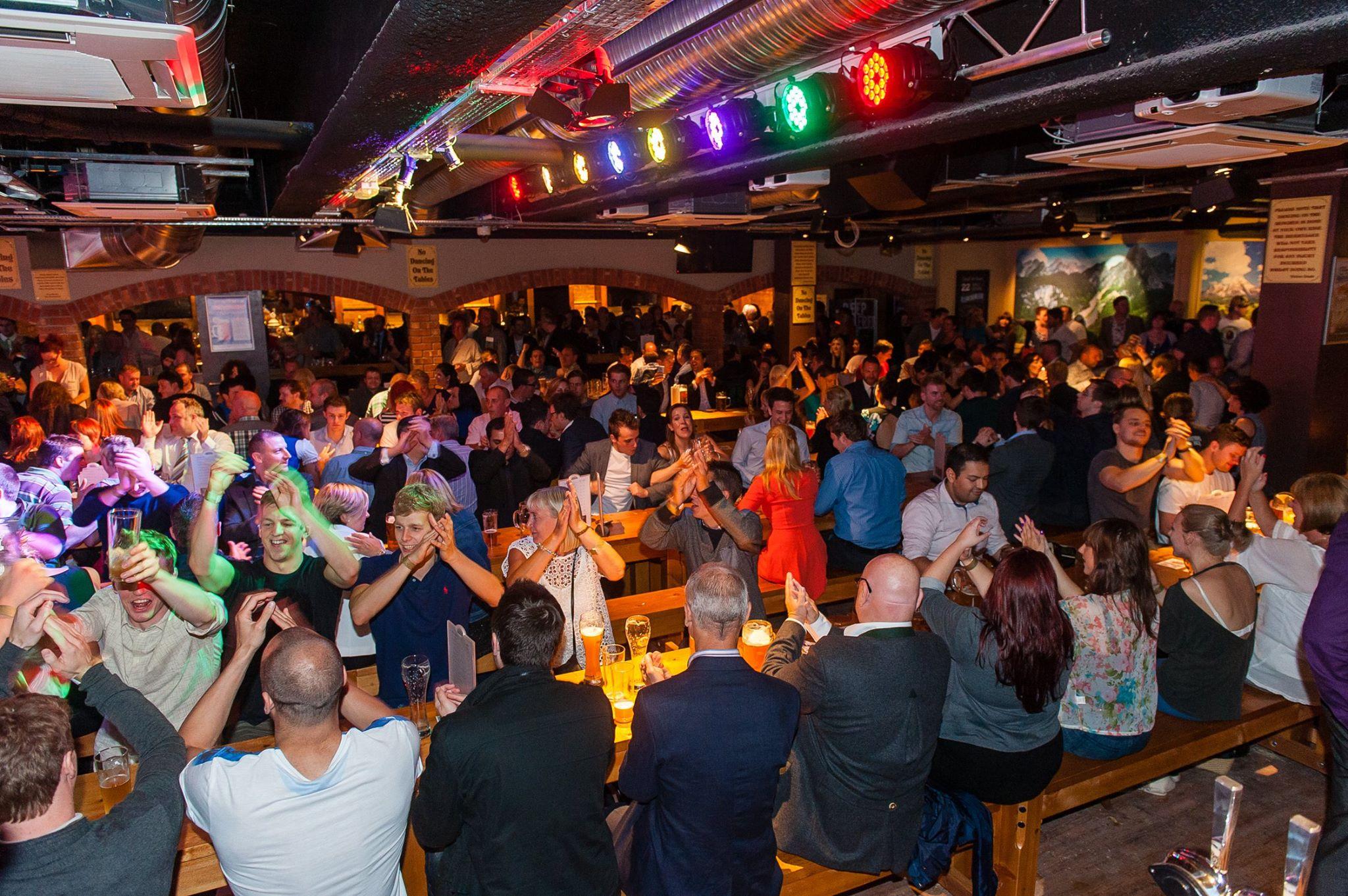 the bierkeller an authentic bavarian bar set to open on