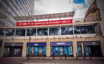 A Bierkeller entertainment complex is set to open on Broad Street following a huge investment in excess of £2million.
