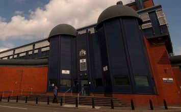 Disorder continues at HMP Birmingham in Winson Green.