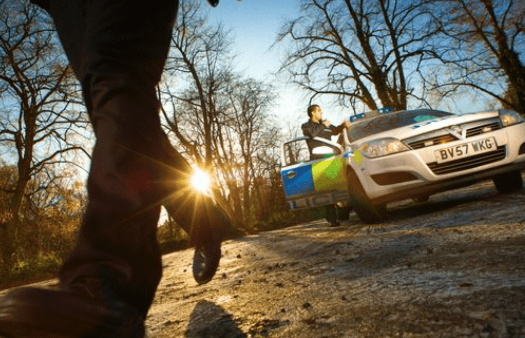 domestic disturbance and policing