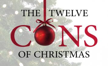 Beware: The Twelve Cons of Christmas