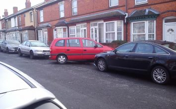 'Don't Plonk It – Park It!' – that's the message from West Midlands Police to inconsiderate motorists.
