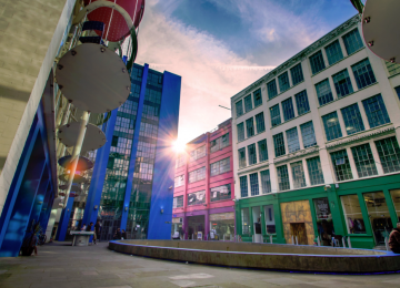 Birmingham remains Britain's leading regional city for start-up creation