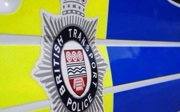 Body discovered on the railway line in Nuneaton.