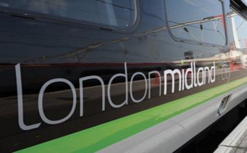 Disruption to London Midland services caused by Storm Doris