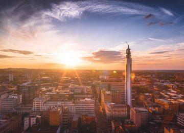 Birmingham ranks as leading English city outside London for quality of life