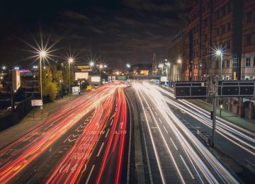 Birmingham named the fourth most traffic congested city in the United Kingdom