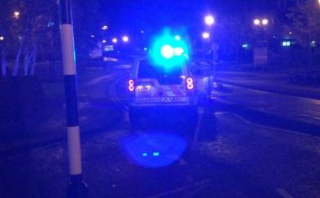 Passenger trapped for 50 minutes following a two-car collision in Walsall.