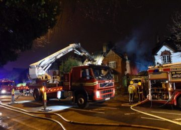 A man has sadly died in a severe house fire in Smethwick.