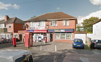 Shop worker threatened with a gun during a robbery in Bartley Green
