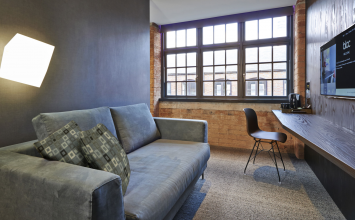 High tech hotel chain BLOC launches apartment offering in the Jewellery Quarter.