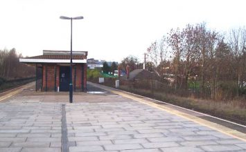 Man has sadly died after being struck by a train at Solihull Railway Station
